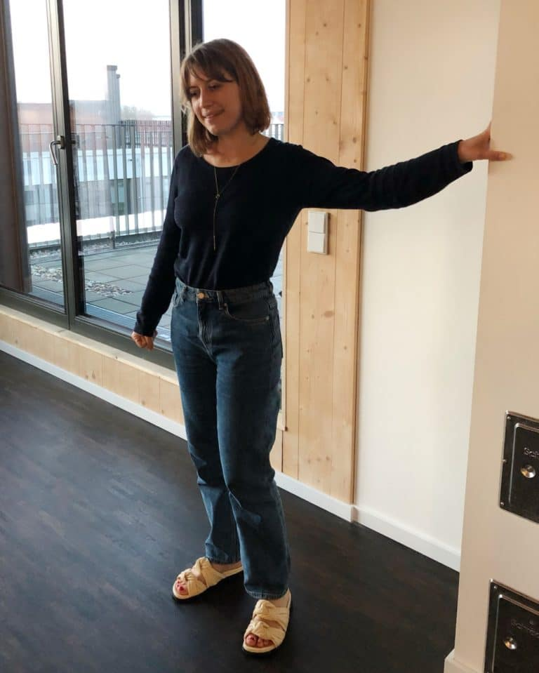 A Week Of Capsule Wardrobe Outfits In March The Green